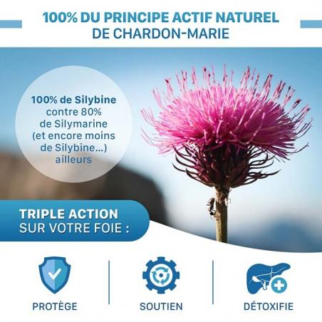 Solmarie 100% de Silybine